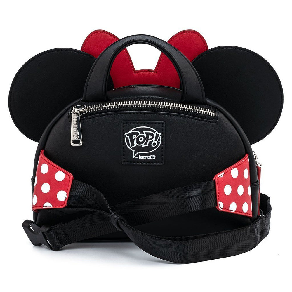 COMING SOON! LOUNGEFLY x DISNEY FUNKO POP! Minnie Mouse Fanny Pack