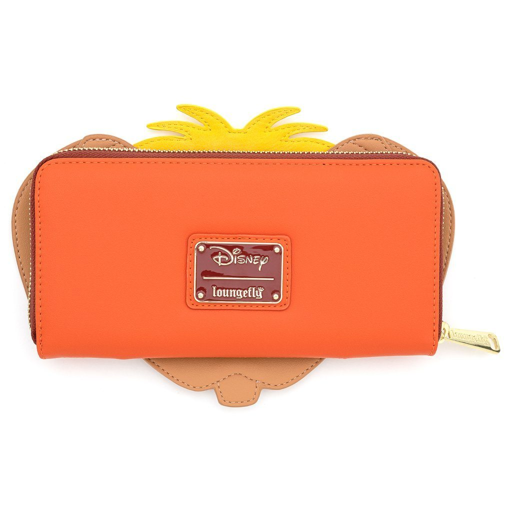 LOUNGEFLY Disney Alice in Wonderland March Hare Wallet