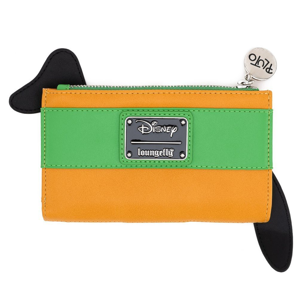 LOUNGEFLY x DISNEY Pluto Wallet