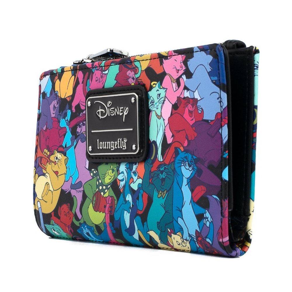 COMING SOON! LOUNGEFLY x DISNEY Aristocrats Jazzy Cats Wallet