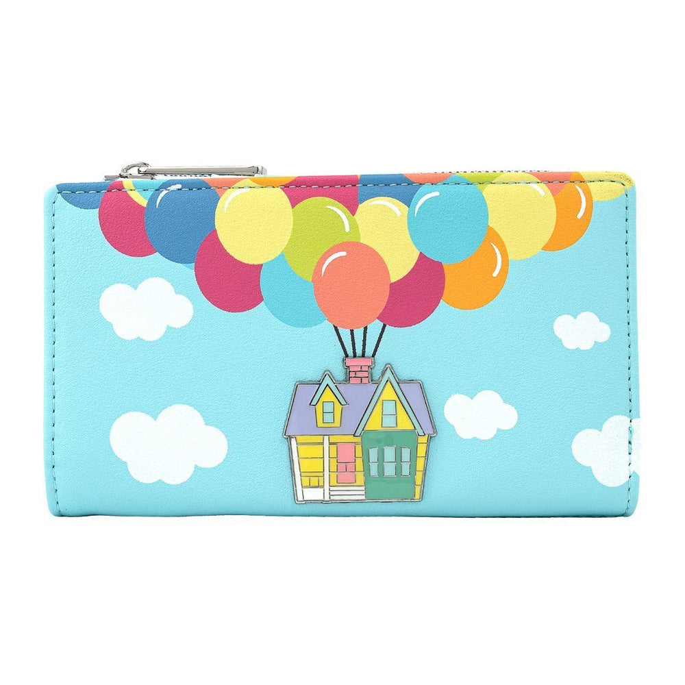 COMING SOON! LOUNGEFLY x PIXAR UP Balloon House Wallet