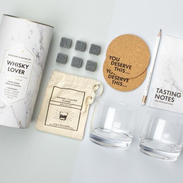 MEN'S SOCIETY Whiskey Lover's Kit