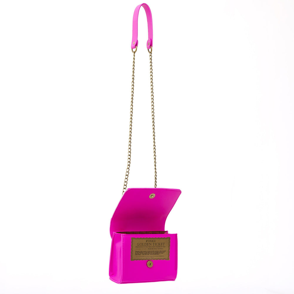 EIGHT3FIVE EXCLUSIVE - LOUNGEFLY x Willy Wonka - Wonka Bar Crossbody