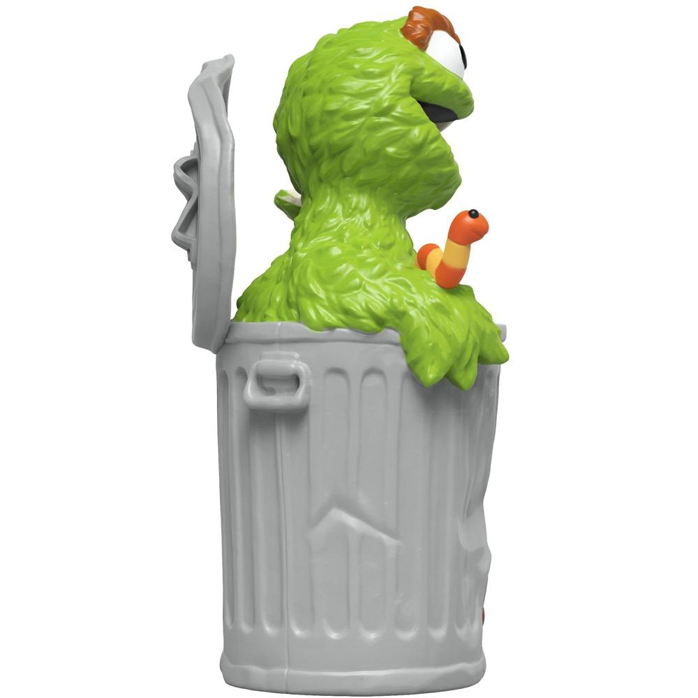 MIGHTY JAXX x Jason Freeny Oscar The Grouch 8.5""