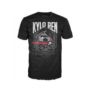 Pop! Tees: Star Wars - Kylo First Order