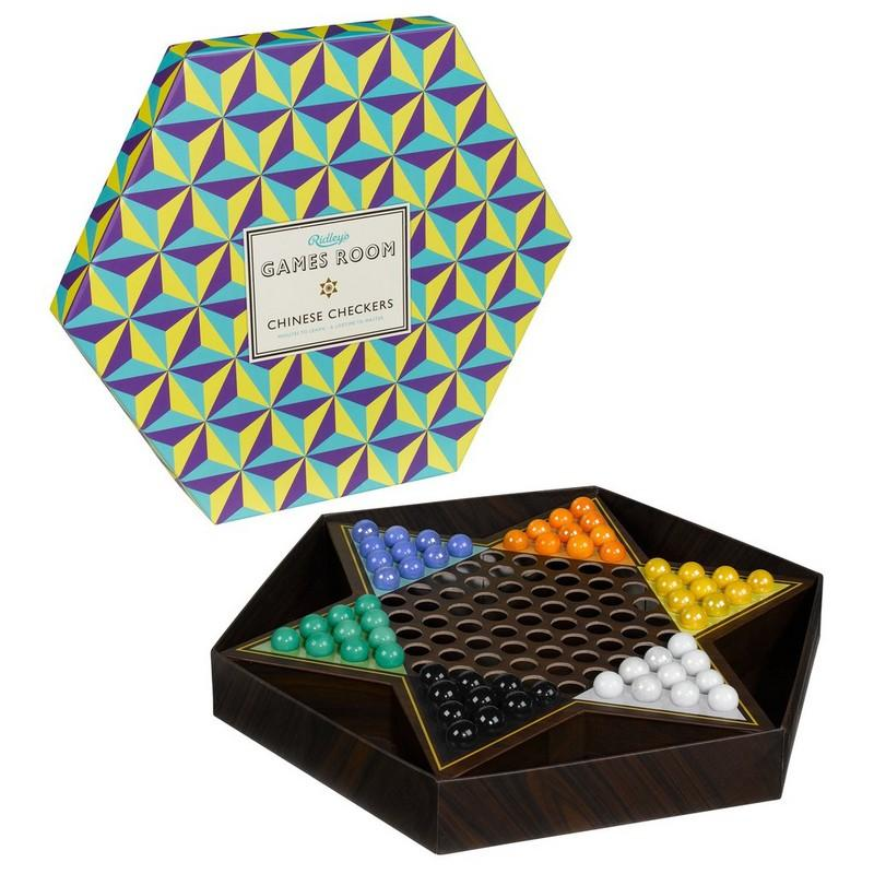 RIDLEY'S GAMES  Chinese Checkers