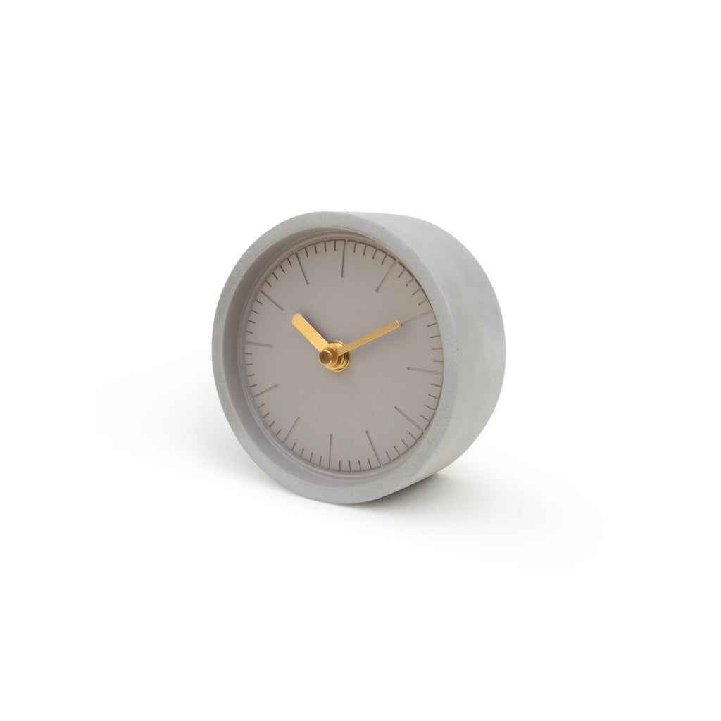 SUCK UK Concrete Clock