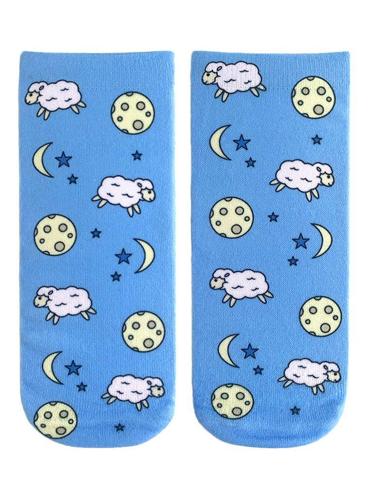LIVING ROYAL Counting Sheep Ankle Socks