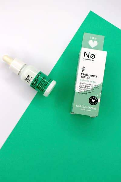 Nø Cosmetics - ø balance today Skin Re-Balance Serum