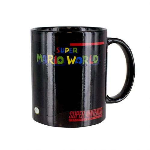 SNES Super Mario World Heat Change Mug