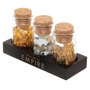 Star Wars Empire Glass Jar Set