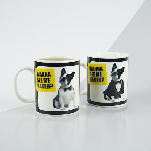 Dog Strip Mug