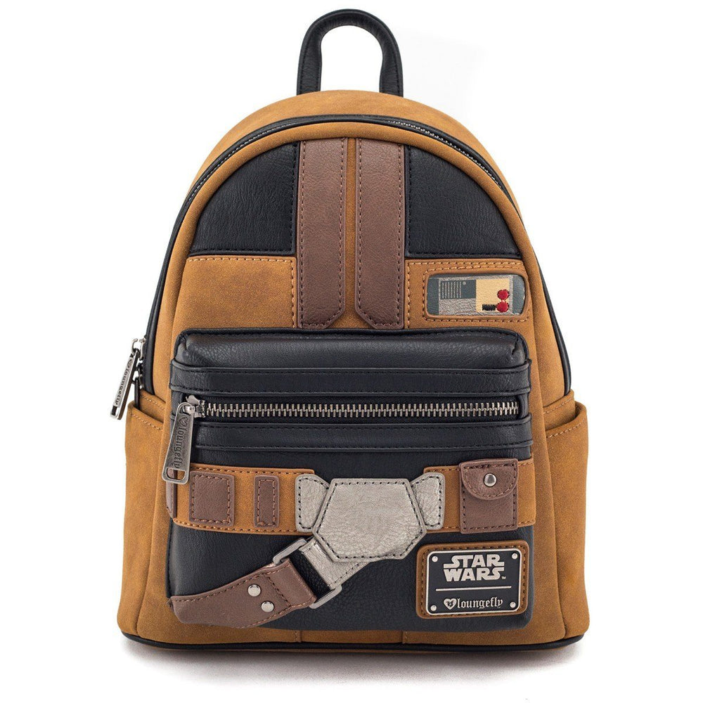 LOUNGEFLY A Star Wars Story Han Solo Mini Backpack
