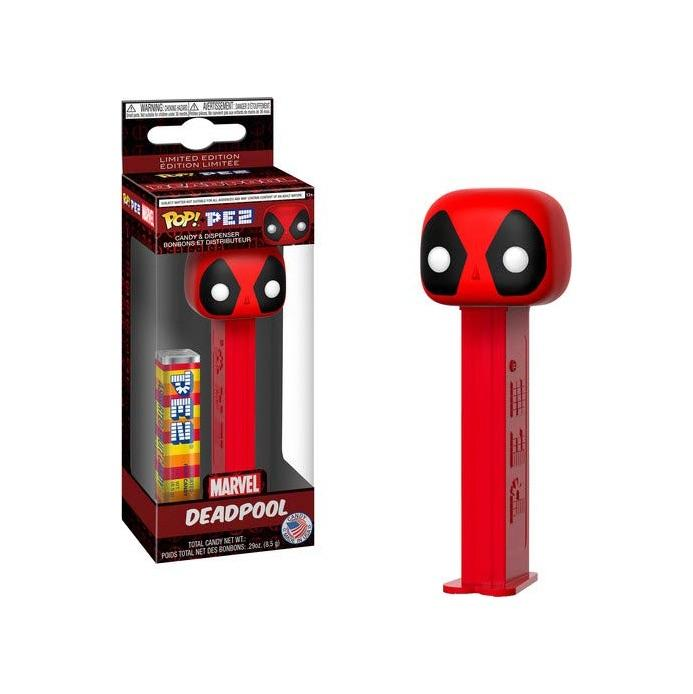 FUNKO POP! Pez: Marvel - Deadpool