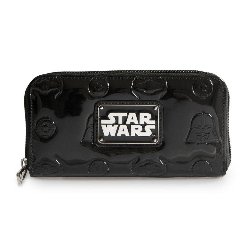 LOUNGEFLY Star Wars: The Last Jedi BB-9E Wallet