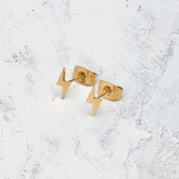 KUKU LDN Lightning Earrings