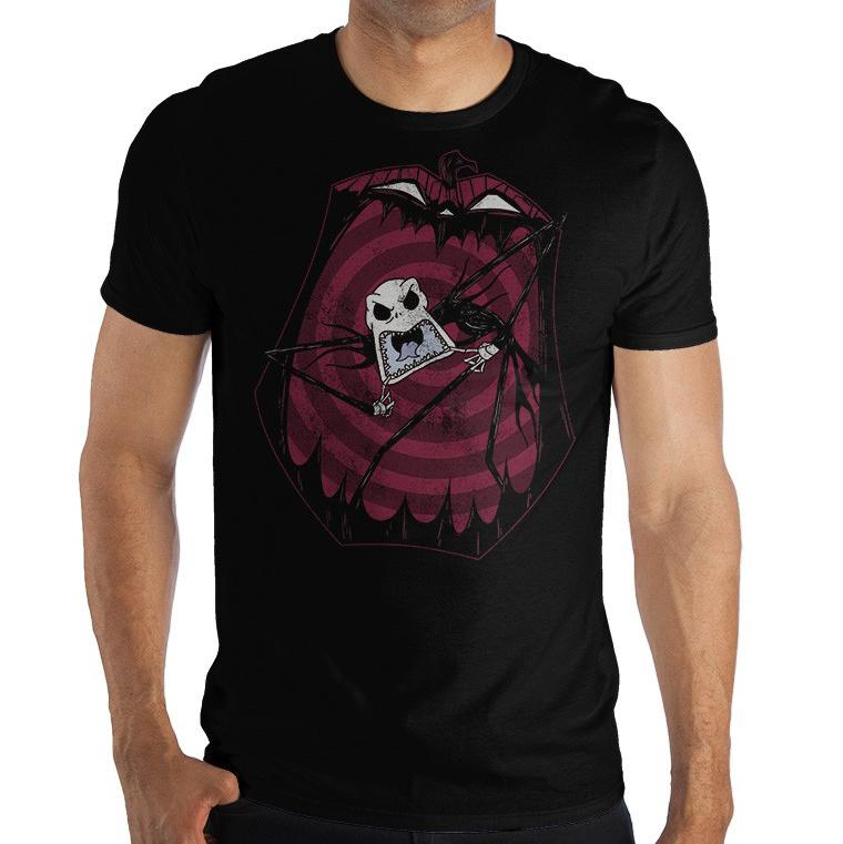 NIGHTMARE BEFORE CHRISTMAS  Screaming Jack Tee