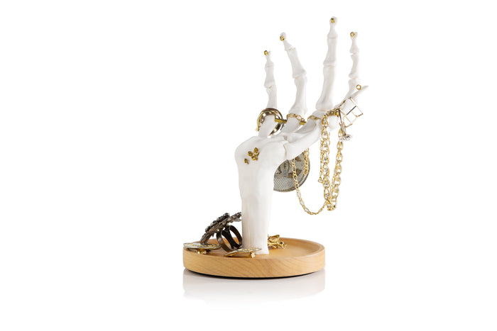 Skeleton Hand Jewelry Tidy