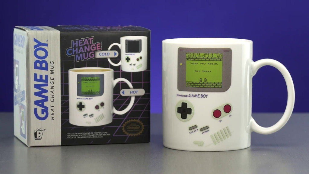 GAMEBOY  Heat Change Mug