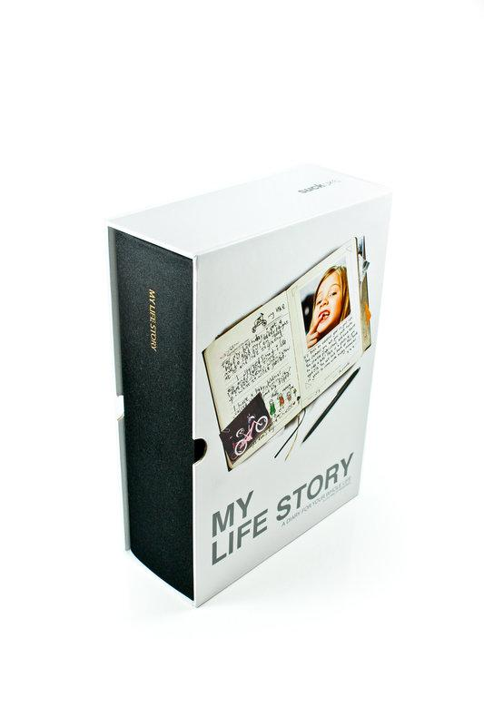 SUCK UK My Life Story Journal