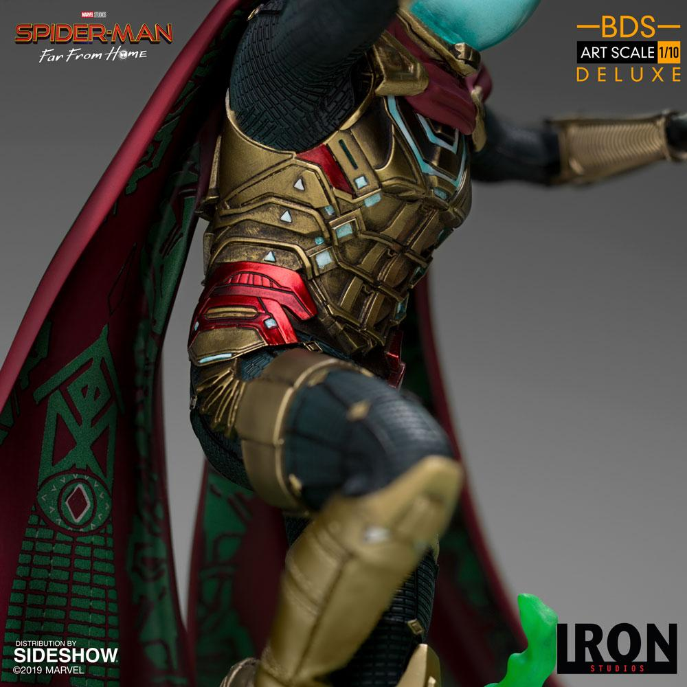 IRON STUDIOS Mysterio Deluxe BDS Art Scale 1/10 - Spider-Man: Far From Home