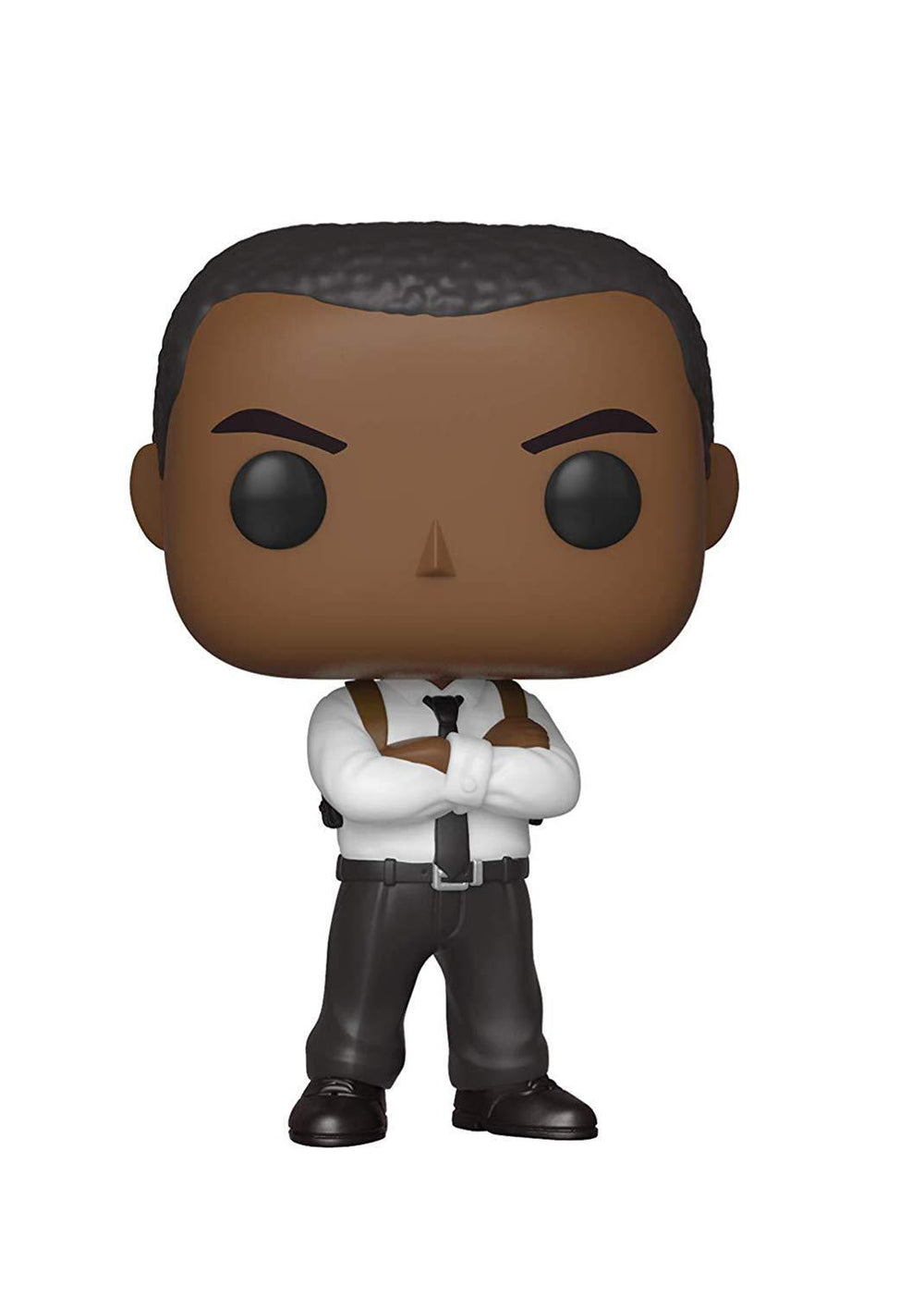 FUNKO POP! Captain Marvel - Nick Fury