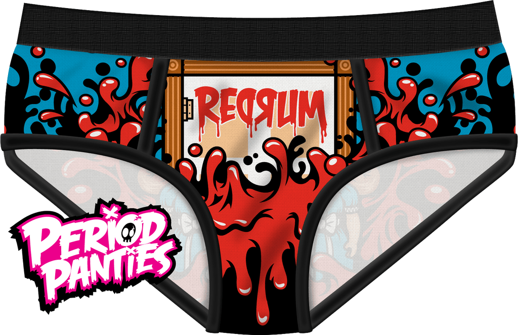 HAREBRAINED Redrum Briefs