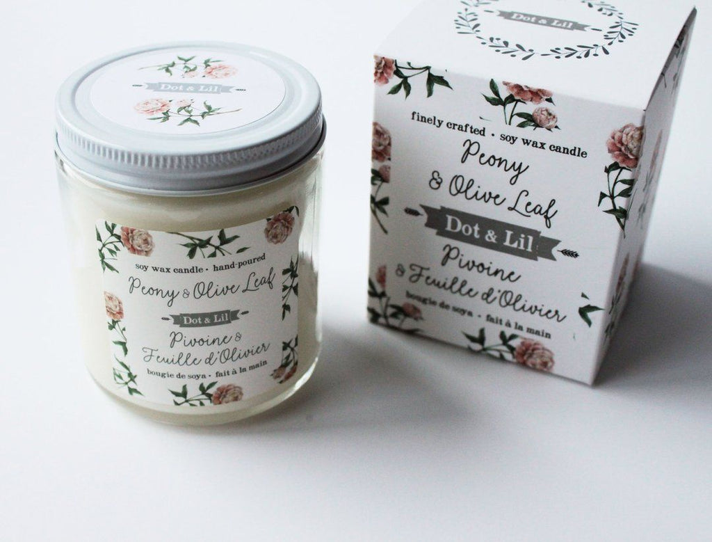 DOT & LIL Soy Candle