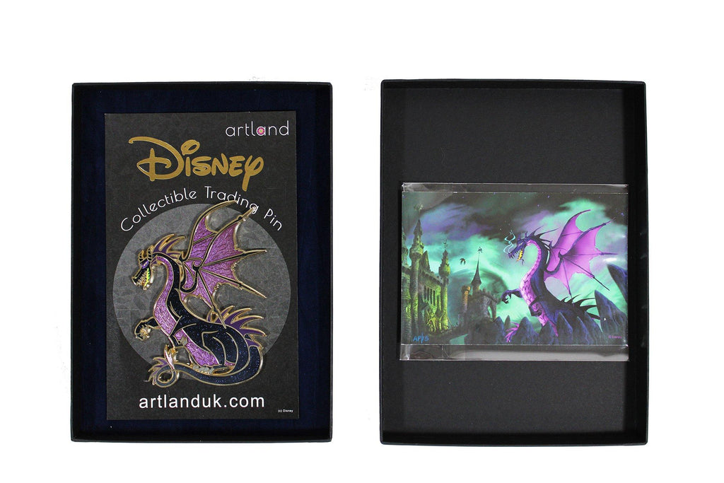 ARTLAND UK Disney Vasilovitch Dragon - AP Edition
