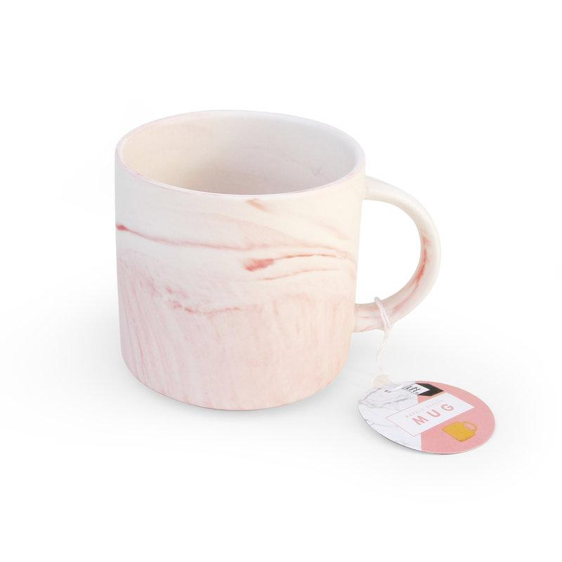 SUCK UK Marble Effect Mug