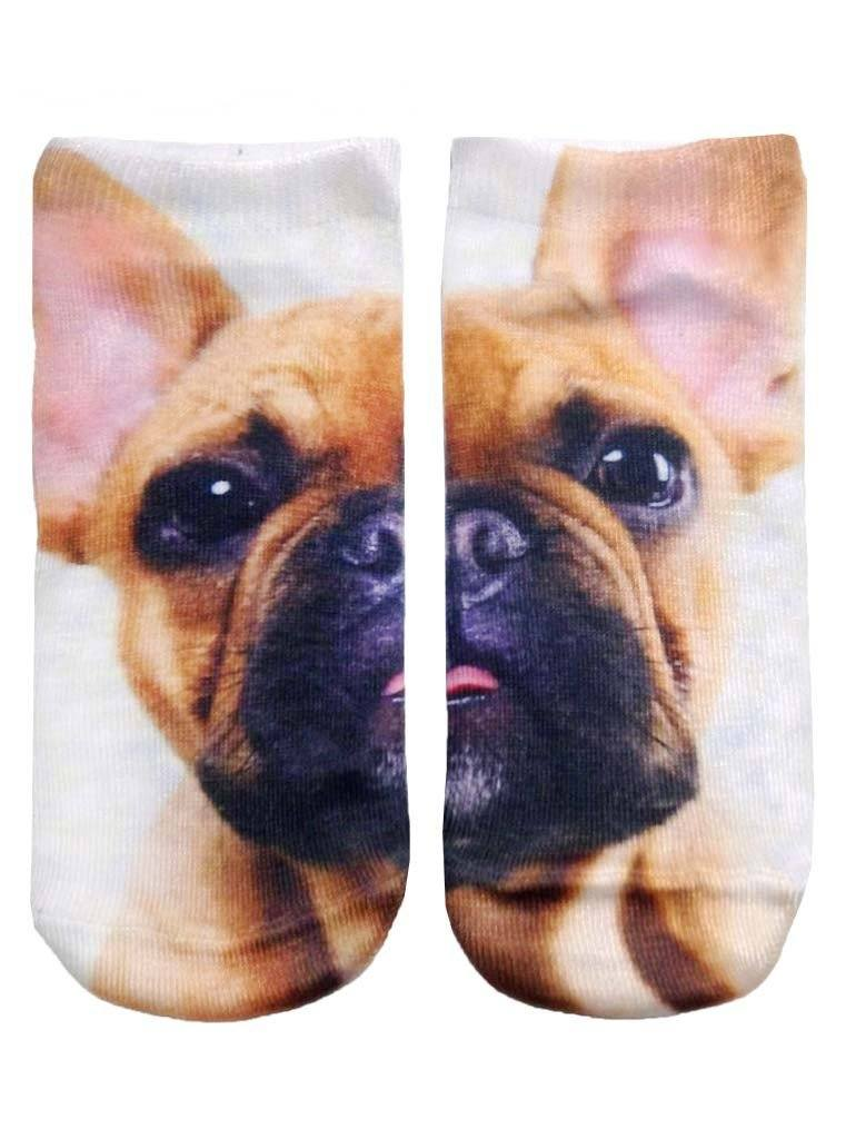 LIVING ROYAL Puppy Ankle Socks