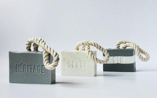 DOT & LIL Cotton Rope soap