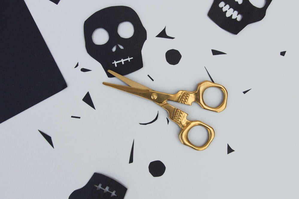 SUCK UK Skull Scissors