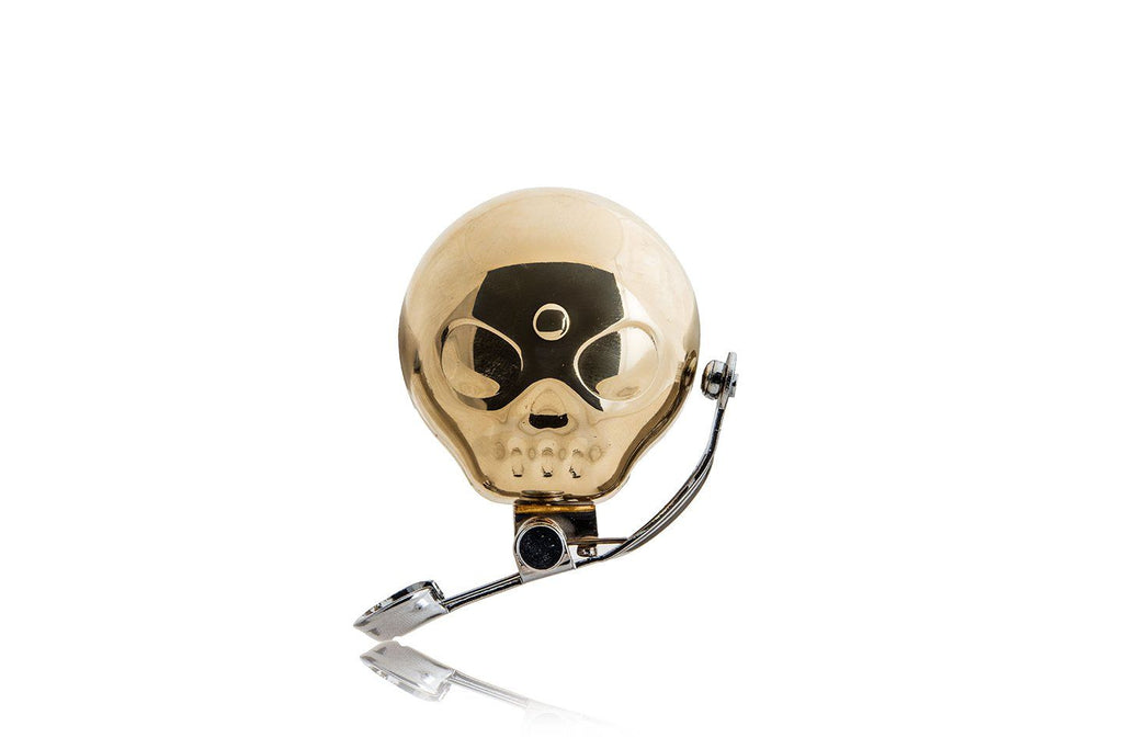 SUCK UK Skull Bike Bell