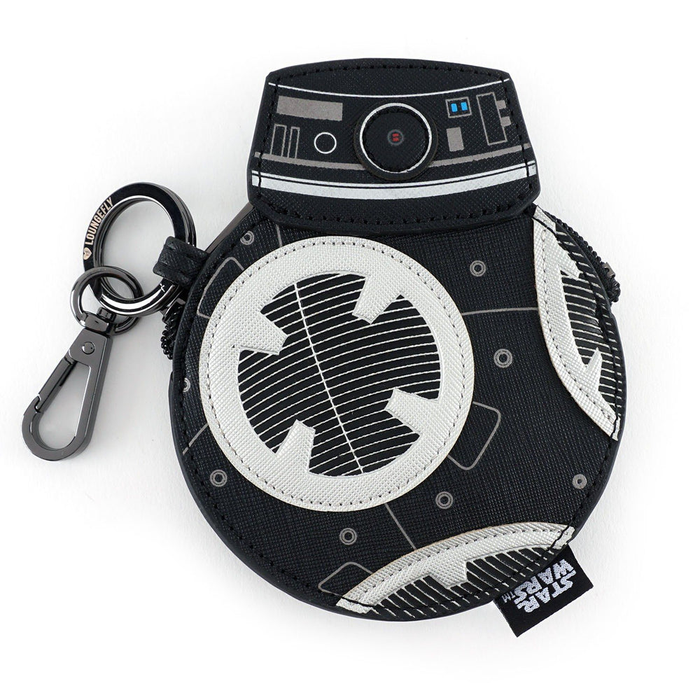 LOUNGEFLY Star Wars: The Last Jedi BB-9E Coin Bag