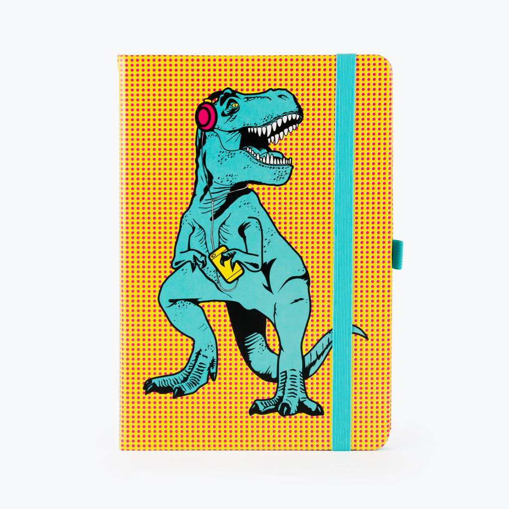 MUSTARD LONDON T-Rex - Notebook