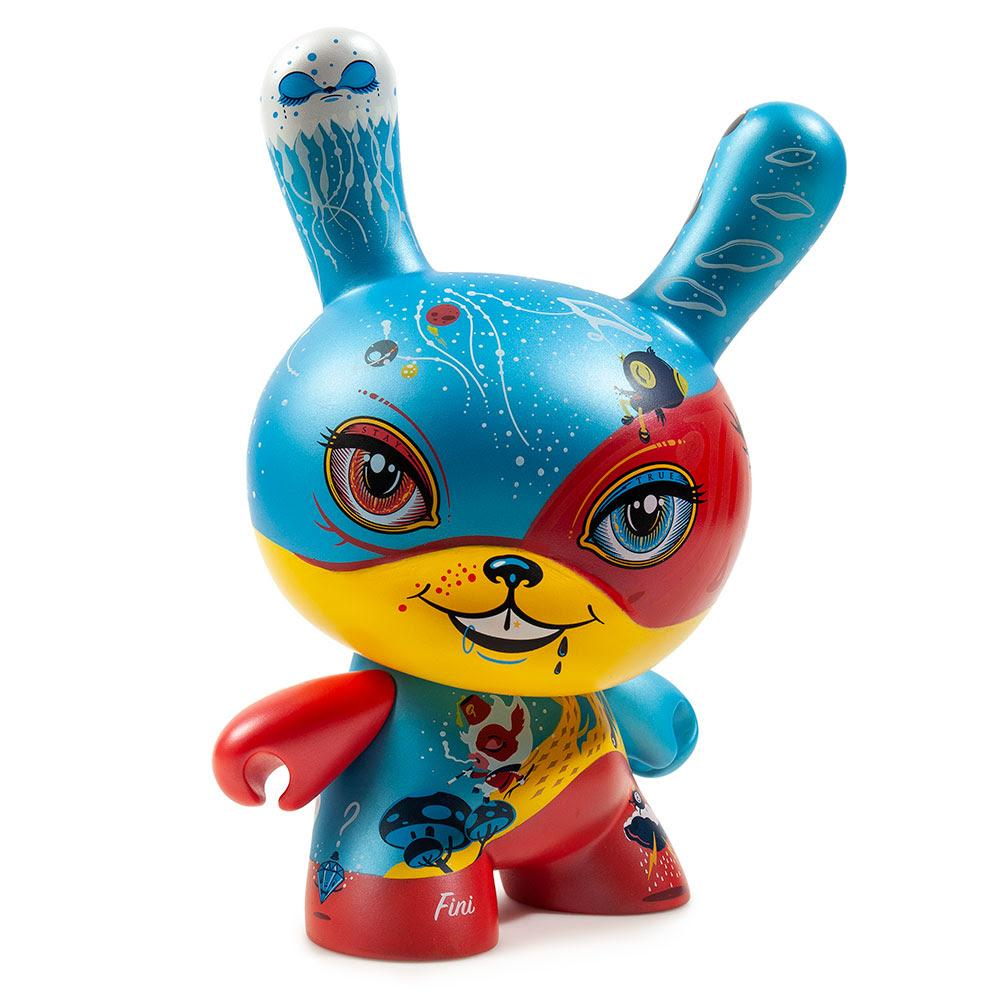 "KIDROBOT -  Dunny by 64 Colors 8"" Good 4 Nothing"