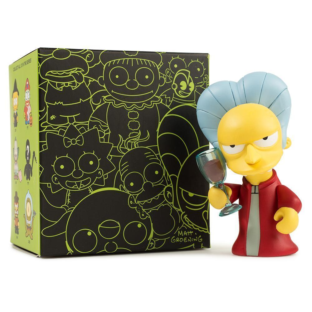 KID ROBOT X The Simpsons Tree House Of Horrors Blind Box