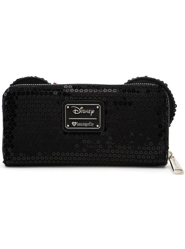 LOUNGEFLY Minnie Sequin Wallet