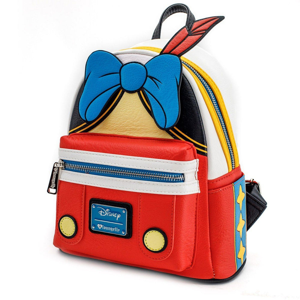 LOUNGEFLY Pinocchio Mini Backpack
