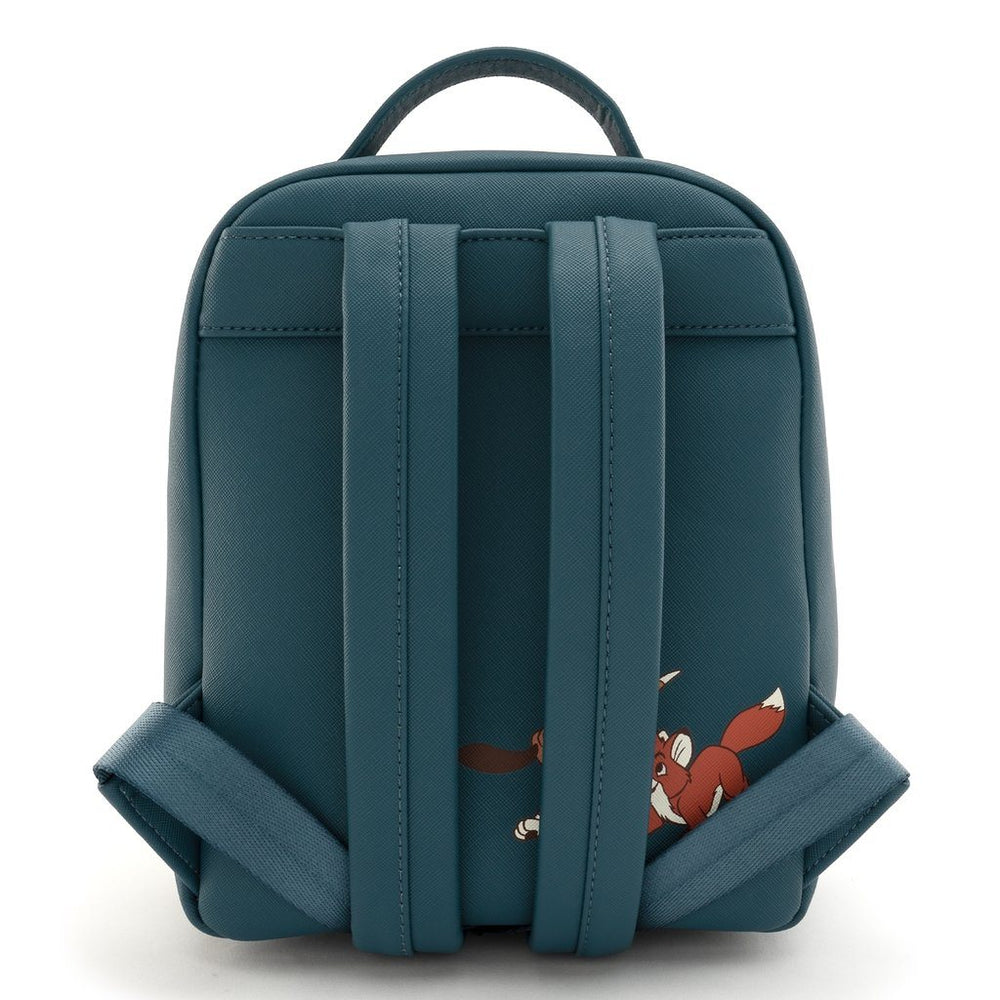 LOUNGEFLY x Disney The Fox And The Hound Water Fight Mini Backpack