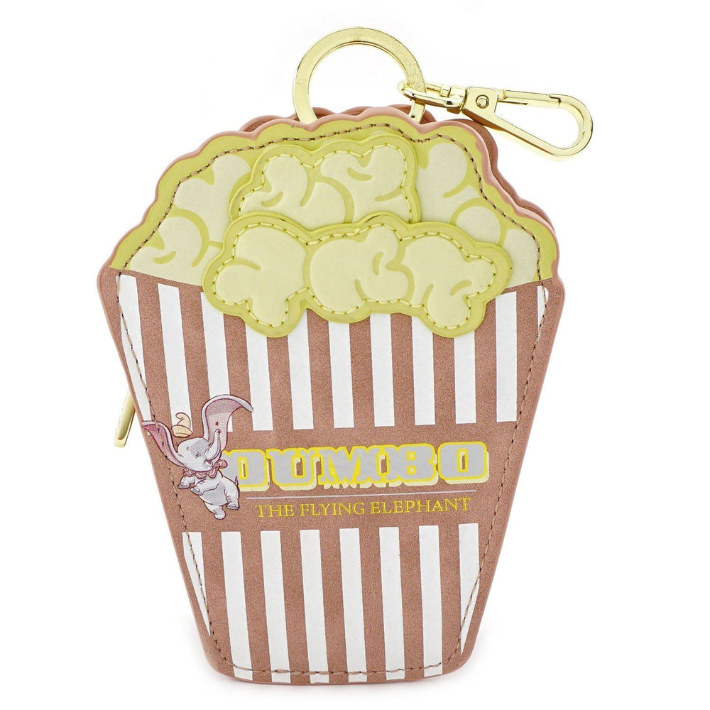 LOUNGEFLY Dumbo Popcorn Coin Bag