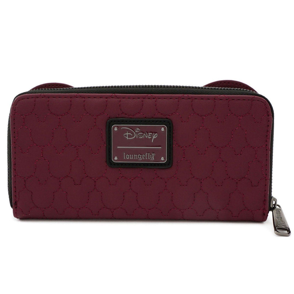LOUNGEFLY x Disney Minnie Quilted Wallet