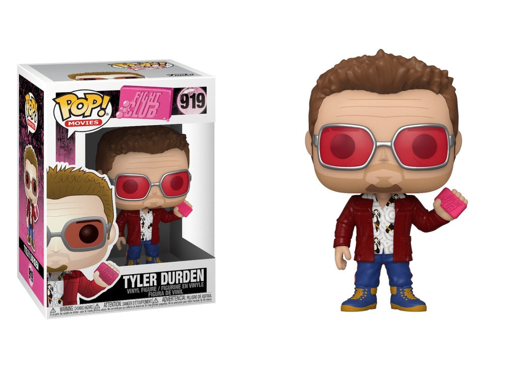FUNKO Pop! Movies: Fight Club - Tyler Durden
