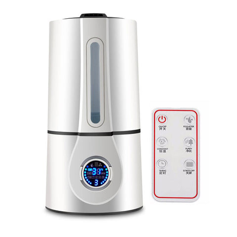 FrontLine LED Air Humidifier & Ultrasonic Vaporizer