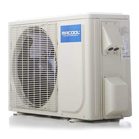 MRCOOL Ductless Mini Split Air Conditioner and Heat Pump System