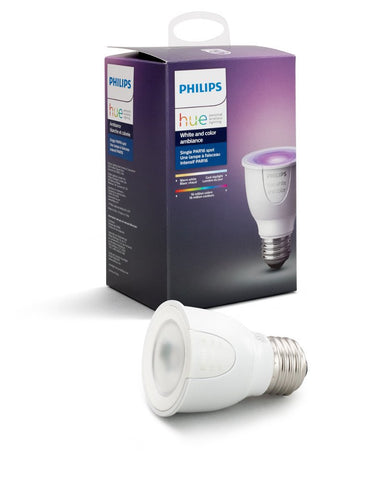 Philips Hue White and Color Ambiance Smart Spot Light