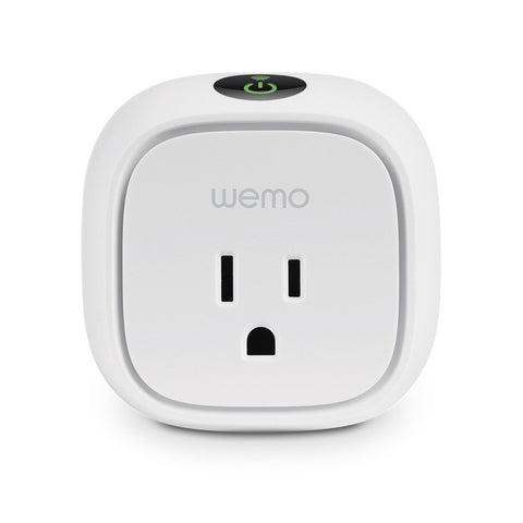 Wemo Insight Smart Plug with Energy Monitoring