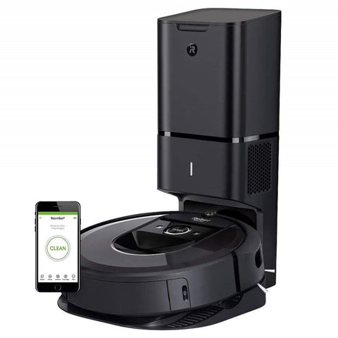 iRobot Roomba i7+ (7550) Robot Vacuum with Automatic Dirt Disposal