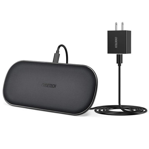 ChoeTech Aircharge Dual Wireless Charger